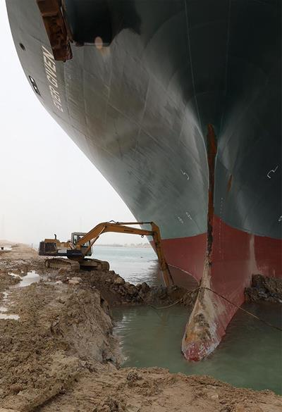 Ever Clear - Suez Canal